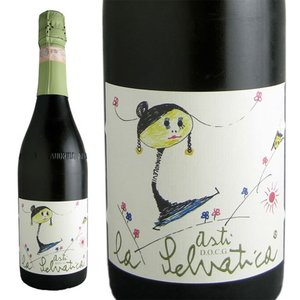 スパークリングワイン カウドリーナ ラ セルヴァティカ アスティ スプマンテ   750ml|plat-sake