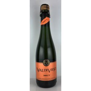 スパークリングワイン バルディビエソ ブリュット ハーフボトル チリ/セントラル・ヴァレー 375ml|plat-sake