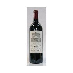 ホワイトデー 赤ワイン ボルドー ル・プティ・リオン・デュ・マルキ・ド・ラス・カーズ 2010 サンジュリアン 750ml plat-sake