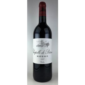 赤ワイン ボルドー シャペル ド ポタンサック 2007 ボルドー メドック 750ml plat-sake