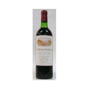赤ワイン ボルドー シャトー スータール 1976 サンテミリオン グラン クリュ クラッセ 750ml|plat-sake