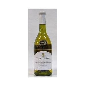 白ワイン ボッシェンダル シャルドネ ピノ・ノワール  白ワイン  750ml  南アフリカ|plat-sake
