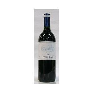 赤ワインフランスワイン ジャン バティスト オーディー 750ml ポイヤック 1993|plat-sake