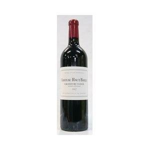 ホワイトデー 赤ワイン シャトー・オー・バイィ 2007 ペサック・レオニャン  750ml ボルドー plat-sake