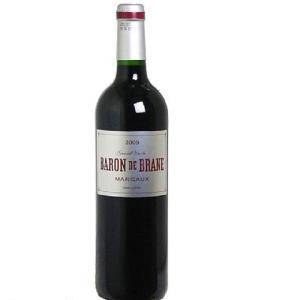 赤ワイン バロン・ド・ブラーヌ 2009 マルゴー 750ml ボルドー|plat-sake