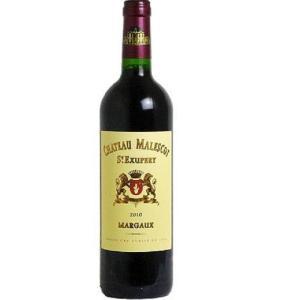 赤ワイン シャトー マレスコ サンテグジュペリ 2010 マルゴー 第3級  赤  750ml|plat-sake