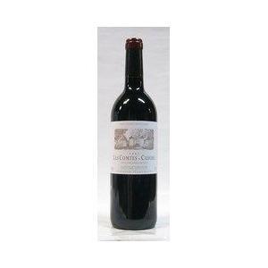 赤ワイン レ コント カオール 2012  赤  750ml|plat-sake