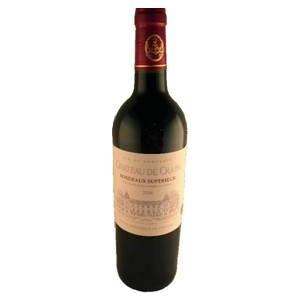 赤ワイン シャトー・ド・クラン 2008 ボルドー・シュペリュール 750ml