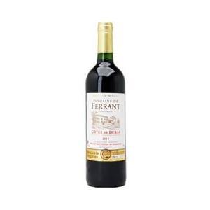 赤ワイン ドメーヌ・ド・フェラン ルージュ 2011  ボルドー金賞|plat-sake