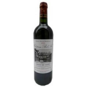 赤ワイン ボルドー シャトー・ベル・エール 2005 ACグラーヴ・ド・ヴェール|plat-sake