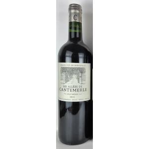 赤ワイン フランス ボルドー レザレ・ド・カントメルル2010 オー・メドック  750ml【2010年】|plat-sake