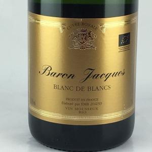 スパークリングワイン バロン ジャック ブリュット ヴァンムスー オーガニック 750ml スパークリングワイン|plat-sake