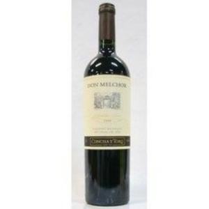 お歳暮 赤ワイン チリワイン ドン・メルチョ カベルネ・ソーヴィニョン 2011年 750ml コンチャ・イ・トロ|plat-sake