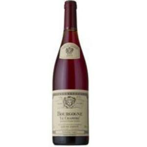 赤ワイン ルイ ジャド ブルゴーニュ ル シャピトル ドメーヌ ガジェ 2013 plat-sake