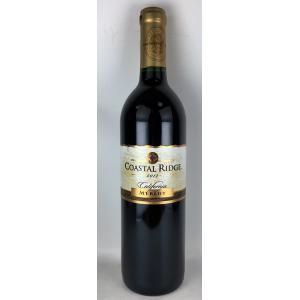 赤ワイン アメリカ コースタル リッジ メルロー 2012 カリフォルニアワイン 750ml plat-sake
