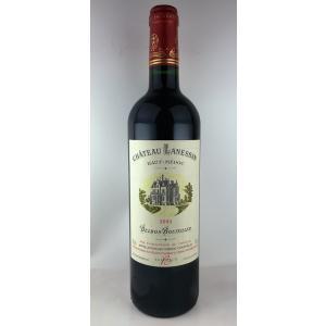赤ワイン シャトー ラネッサン 2003 オー・メドック|plat-sake