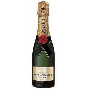 シャンパン モエ エ シャンドン ブリュット アンペリアル  375ml  正規品  箱無し|plat-sake