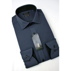 メンズ 衣装 社交ダンスシャツ 長袖 形態安定 スリム型 HybridSensor ワイドスプレッド P12HBW210 plateau-web