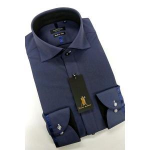 ワイシャツ Yシャツ メンズ長袖 スナップダウン 形態安定 HybridSensor P12HBZD56|plateau-web