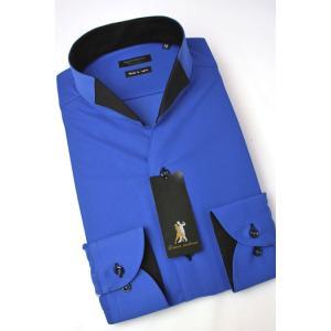 ワイシャツ Yシャツ メンズ長袖 スナップダウン 形態安定 HybridSensor P12HBZD59|plateau-web