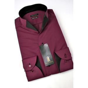 ワイシャツ Yシャツ メンズ長袖 スナップダウン 形態安定 HybridSensor P12HBZD60|plateau-web