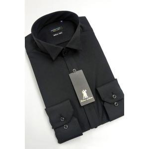 ワイシャツ Yシャツ メンズ長袖 ウィングカラー 形態安定 HybridSensor P12HBZW11|plateau-web