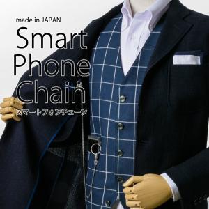 メンズ アクセサリー・小物 スマートフォンチェーン 軽井沢シャツ P91KZCH02|plateau-web