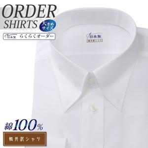 ワイシャツ 大きいサイズ メンズ長袖・半袖 スナップダウン  軽井沢シャツ Y10KZZD13X|plateau-web