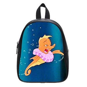 キャンプ用品 Soft PU Backpack School...