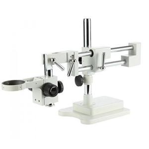 キャンプ用品 GOWE Universal Double Arm Base for Stereo Zoom Microscope STL2+A1 Microscope Accessories