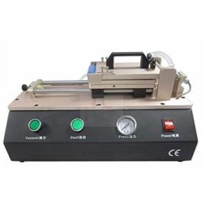 キャンプ用品 GOWE 2pcs/lot, Semi-Auto LCD Film Laminating Machine Vacuum OCA film Laminator for 14inch Screens Repairing