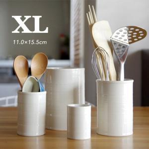 XL Ceramic Can セラミックカン XLサイズ 城戸 雄介 空き缶 磁器 カトラリースタンド 花器 ツールスタンド|play-d-play