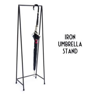 Iron Umbrella Stand アイアン アンブレラスタンド Horn Please 鉄製 傘立て W30×D23×H93cm|play-d-play