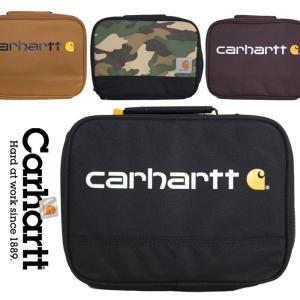 カーハート ランチボックス Carhartt ランチバッグ メンズ レディース ボトルホルダー 通販...