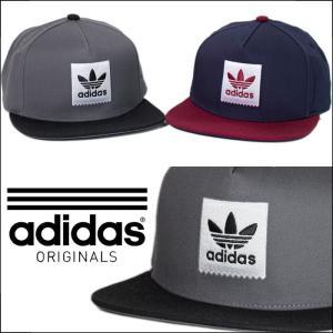 アディダス キャップ ロゴ ストラップバック  キャップ 帽...