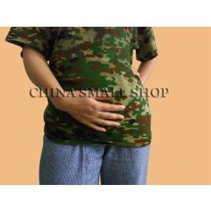 シリコン 妊婦のお腹 疑似 体験 4-5ヶ月 1500g フェイク ブラウン 新品【領収発行可】 playone