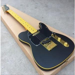 エレキギター ブラックゴールド グローバルカスタムギター ギターのみ ケースなし【領収発行可】|playone
