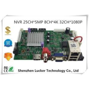 ネットワークデジタルビデオレコーダー H.265 nvr:25ch*5mp 8ch*4k 32ch*1080p 2sata max8t Onvif CMS XMEYE セキュリティ CCTV playone