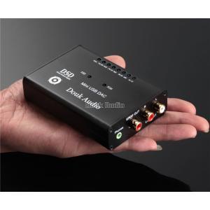 2018新DoukオーディオミニDSD1796 + XMOS-U8 384K / 32ビットUSB DACオーディオデコーダのHiFi アンプ|playone