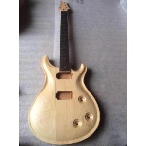 PRSタイプマホガニー未塗装ギターボディ・ネックキット高品質|playone