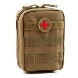 お得! First Aid Kit アウトドア Wilderness サバイバル ミリタリー First Aid Kit キャンプ 緊急 Kit|playone