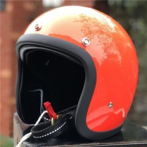 Classic 4 color available 500TX style motorbike helmet safety novelty retro bike casco cla|playone