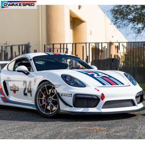 レースストライプ ステッカー車体 ポルシェ 911 GT3 RS カレラ【領収発行可】 playone
