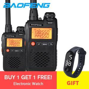2個 baofeng トランシーバー UV-3R 136-174/400 470-470mhz ・アマチュア無線|playone