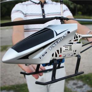85*9.5*24 センチメートル超大型 3.5 チャンネル 2.4 グラムリモートコントロール航空機 RC ヘリコプター飛行機ドローンモデル|playone