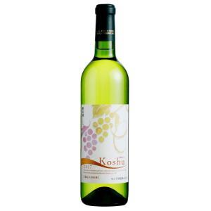 甲州辛口 白ワイン 新酒ワイン 2016年 山梨 モンデ酒造 720ml
