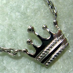 ブレスレット 18金 王冠|plejour