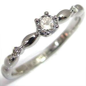プラチナ ダイヤモンド リング pt900 指輪 SIクラス ダイヤ ダイヤモンドリング plejour