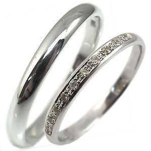 ペアリング マリッジリング K18ゴールド 結婚指輪|plejour