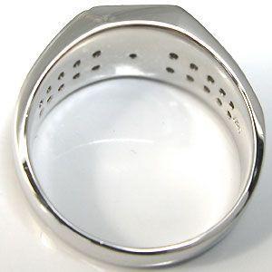 印台 プラチナリング ペリドット メンズリング 地金 メンズ指輪 クリスマス ポイント消化|plejour|04